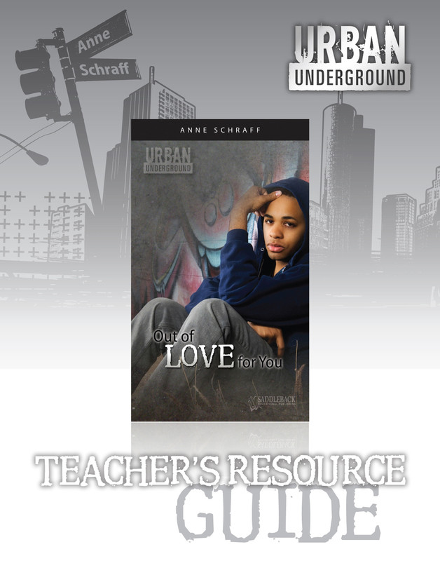 Out of Love for You Teacher's Resource Guide (Digital Download)