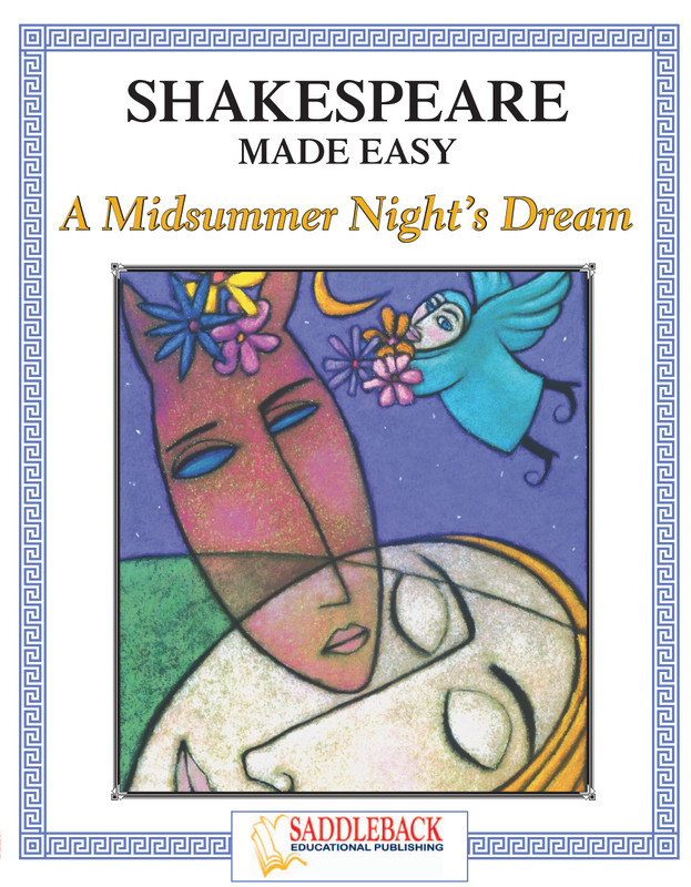 A Midsummer Night's Dream Reading Guide: Shakespeare Made Easy (Digital Download)