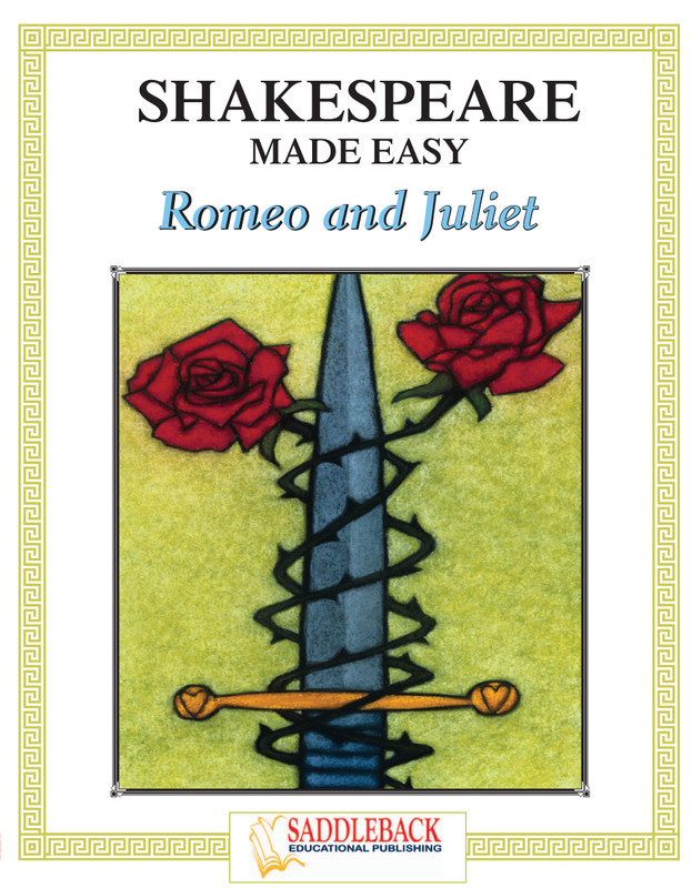 Romeo and Juliet Reading Guide: Shakespeare Made Easy (Digital Download)