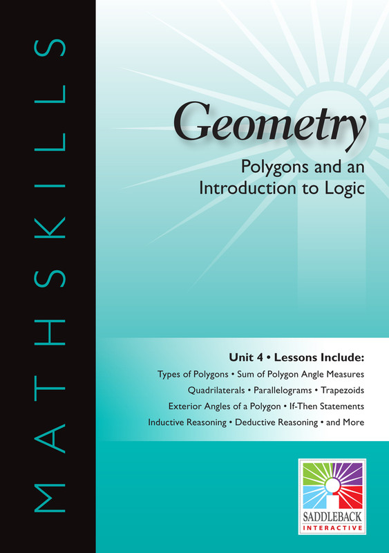 Polygons & an Introduction to Logic(Digital Download)