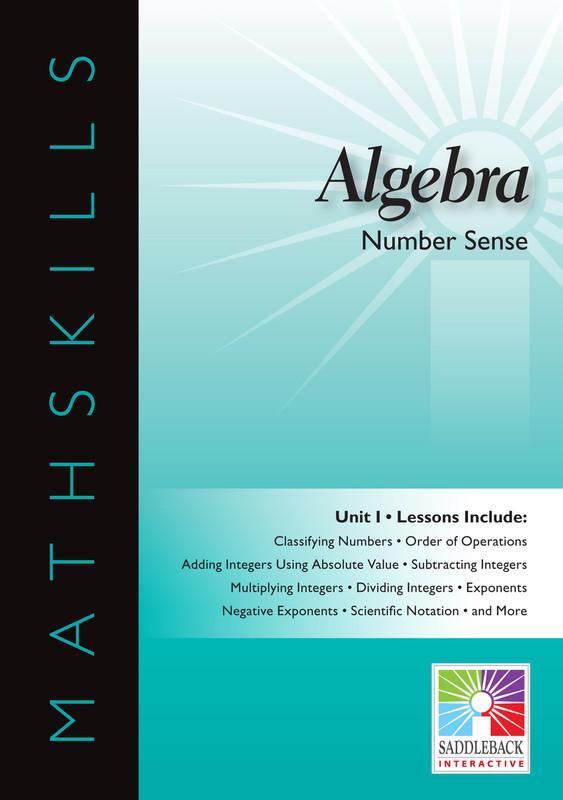 Number Sense(Digital Download)