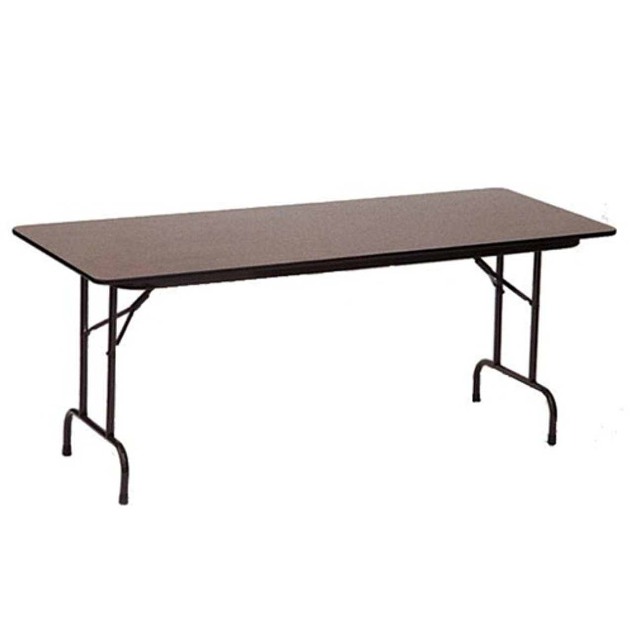 - Correll PC3072P 6-ft Wood Heavy-duty Folding Tables For Sale At