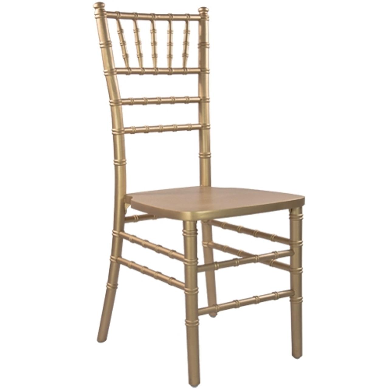 Advantage Gold Wood Chiavari Chair Wdchi G