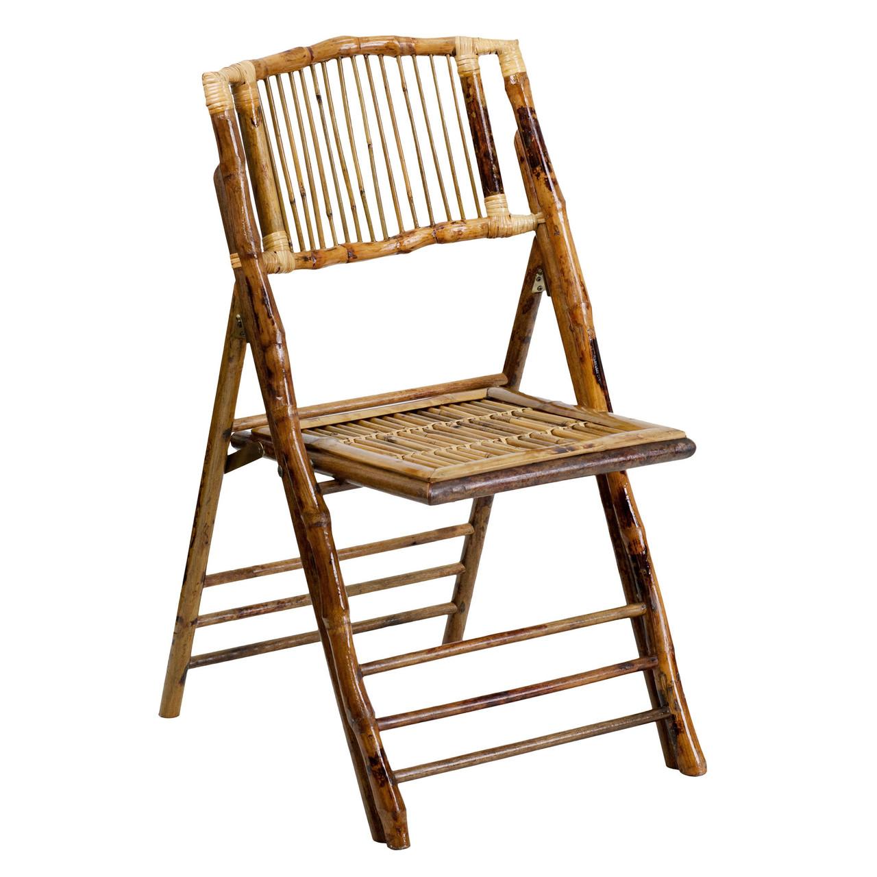 Astonishing Advantage Bamboo Wooden Folding Chairs X 62111 Bam Gg Ncnpc Chair Design For Home Ncnpcorg