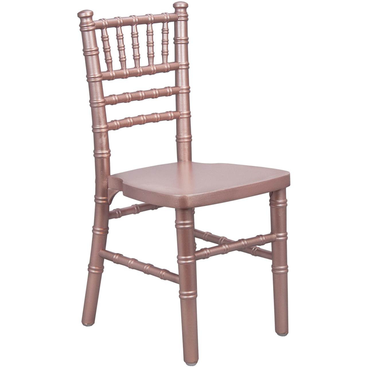 Kids Chiavari Chair Rose Gold Wood Chiavari Chairs