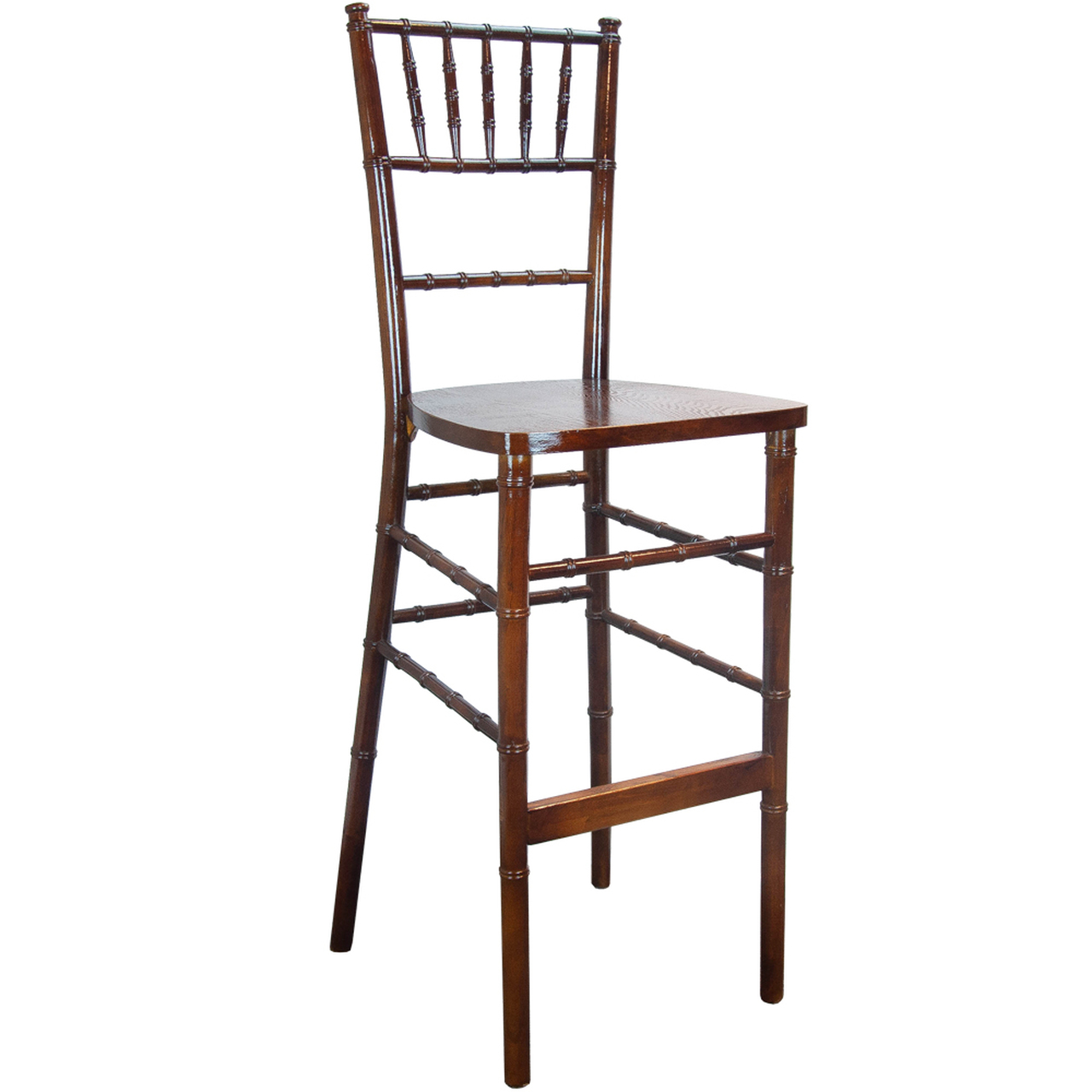 Chiavari Bar Stool Fruitwood Wood Chiavari Chairs