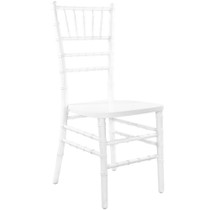 Advantage White Wood Chiavari Chair [WDCHI-W]