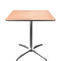 Advantage 30-inch Square Cafe Table [CAFET-30S]