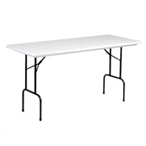 Correll RS3072 6-ft Counter Height Folding Table