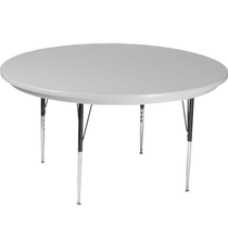 Correll 5 ft. Round Activity Table - Blow-molded Plastic [AR60-RND]