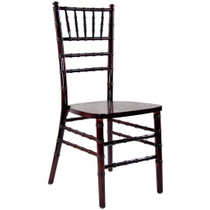 Advantage Mahogany Wood Chiavari Chair [WDCHI-M]