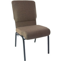 Advantage Jute Church Chairs 18.5 in. Wide [PCHT185-112]