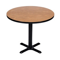 Correll BXB42R 42-in Round Bar Height Cafe Table