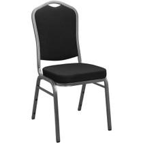 Advantage Black Banquet Chair - Crown Back [CBBC-110]