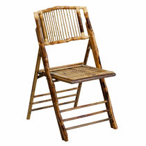 Bamboo Wooden Folding Chairs | Wood Folding Chairs | Advantage Church Chairs