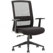 Advantage Black Mesh Office Chairs [X1-01BE-MF]