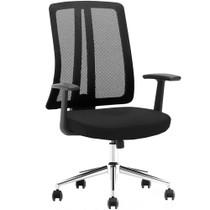 Advantage Black Mesh Office Chairs [X1-03A-5]