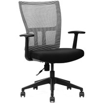 Advantage Black Mesh Office Chairs [M1-BE]