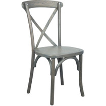 Advantage Grey X-Back Chair [X-back-Grey]