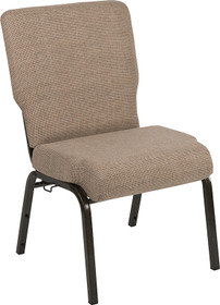 Advantage 20.5 in. Mixed Tan Molded Foam Church Chair [PCCF-105] **** CLOSEOUT****