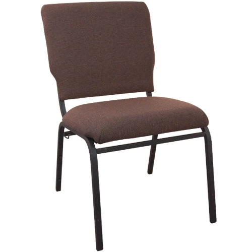 Advantage Java Multipurpose Church Chairs - 18.5 in. Wide [SEPCHT185-106]