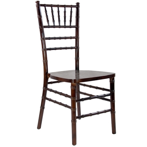 Advantage Fruitwood Wood Chiavari Chair [WDCHI-FW]