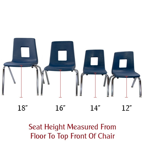 Superb Advantage Navy Student Stack School Chair 16 Inch Adv Ssc 16Navy Caraccident5 Cool Chair Designs And Ideas Caraccident5Info