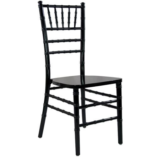 Advantage Black Wood Chiavari Chair [WDCHI-B]