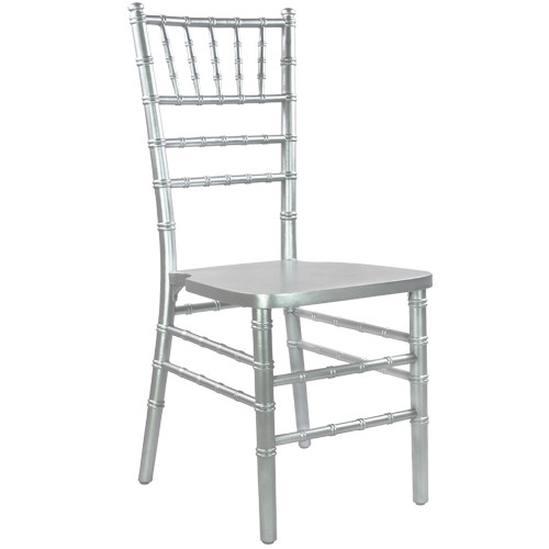 Advantage Silver Wood Chiavari Chair [WDCHI-S]