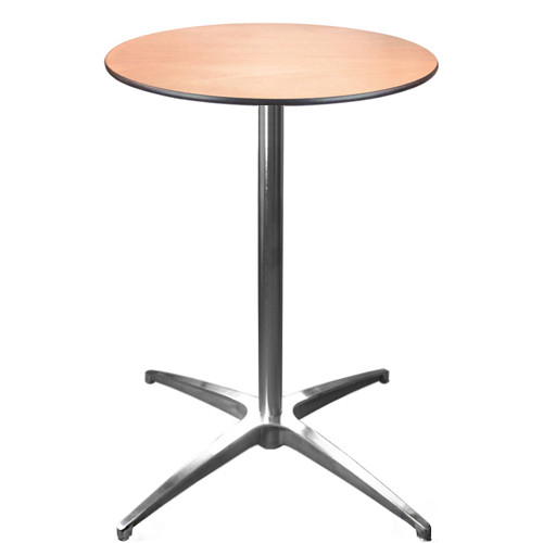 Advantage 24-inch Round Cocktail Table [CAFET-24RND]