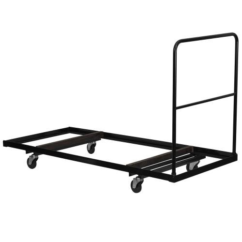 Advantage Rectangular Folding Table Dolly [NG-DY3072-GG]
