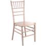 Advantage Rose Gold Wood Chiavari Chair [WDCHI-RoseGold]