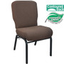 Advantage Signature Elite Java Church Chair [PCRCB-106] - 20 in. Wide