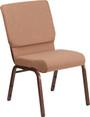 """Advantage Basic 18.5"""" Church Chair"""