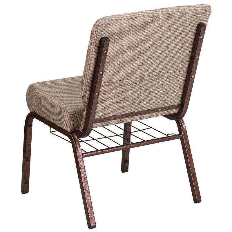 21-in. Church Chair