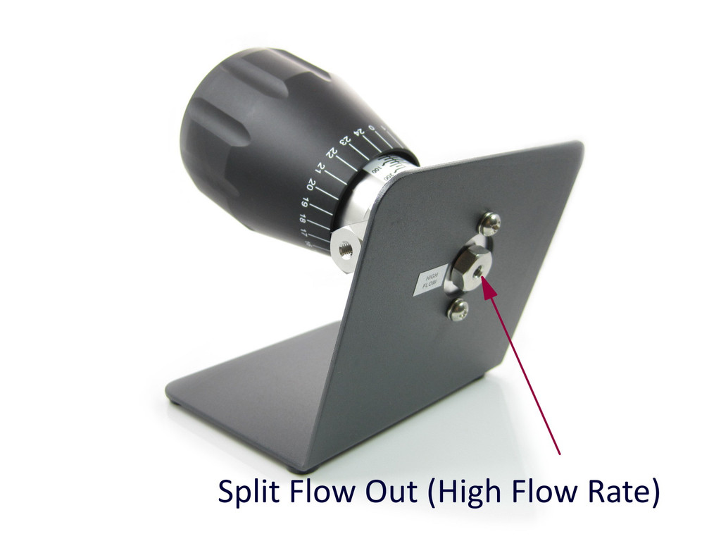 Custom Split Ratio, Semi-Preparative Post-Column Adjustable Flow Splitter