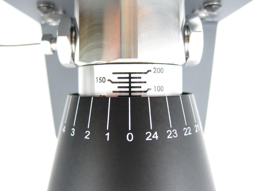 100 mL/min. Prep Inlet Flow, Adjustable Makeup-Flow Splitter