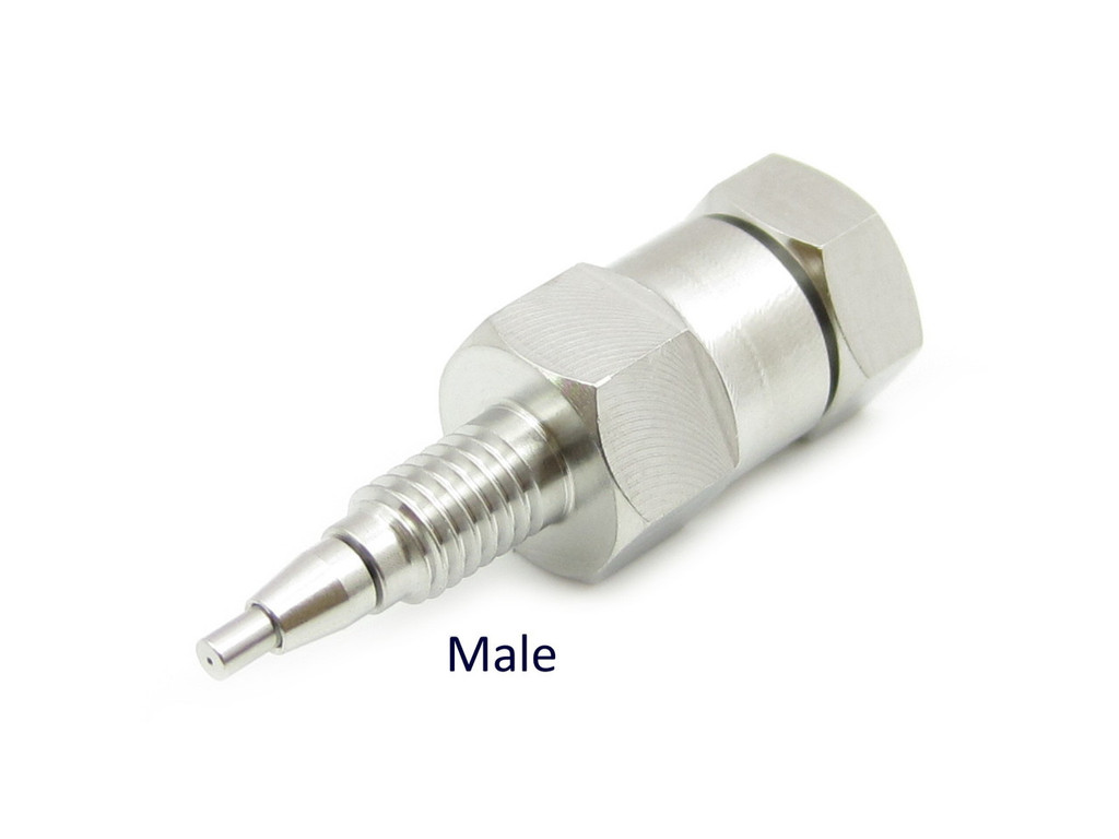 2 micron Titanium Frit, Direct Connect HPLC/UHPLC Precolumn Filter Assembly