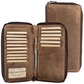 Adrian Klis #2318 Passport Wallet