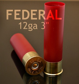 "Federal 12 ga 3"" hulls"