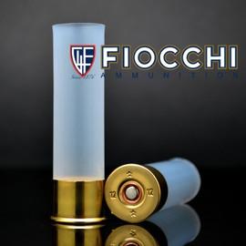 """Fiocchi 12 ga 3"""" hulls -16 mm - clear"""