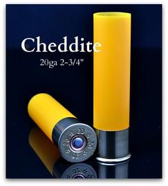 """Cheddite 20 ga 2 3/4"""" hulls - 16 mm"""