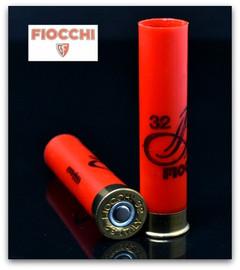 "Fiocchi 32 ga 2 1/2"" hulls - 8 mm"