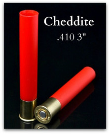 "Cheddite .410  3"" hulls - 16 mm"