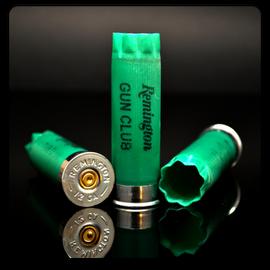 "Remington Gun Club 12 ga 2 3/4"""" once-fired hulls"