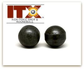 ITX Muzzleloading Roundballs