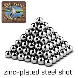 Zinc-Plated Steel Shot                (10 lbs)