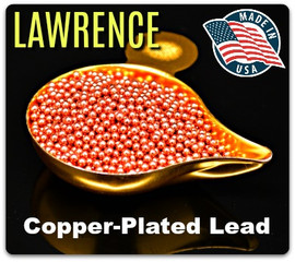 Lawrence Shot Copper-Plated