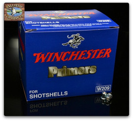Winchester 209 Primers  (1000/bx)
