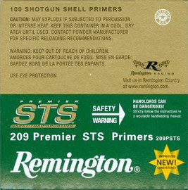 Remington STS 209 Primers  (1000/bx)